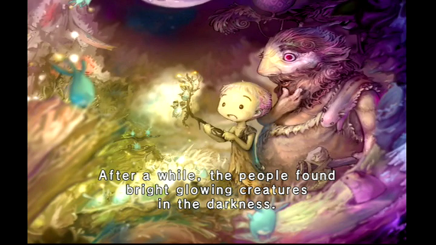 eledees wii game screenshot cutscene