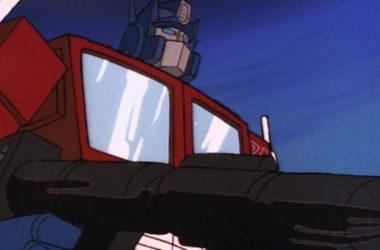 optimus prime, leider van de autobot transformers
