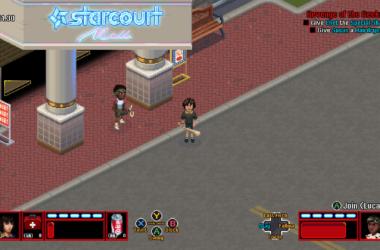 stranger things 3 the game screenshot