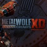metal wolf chaos xd logo packshot