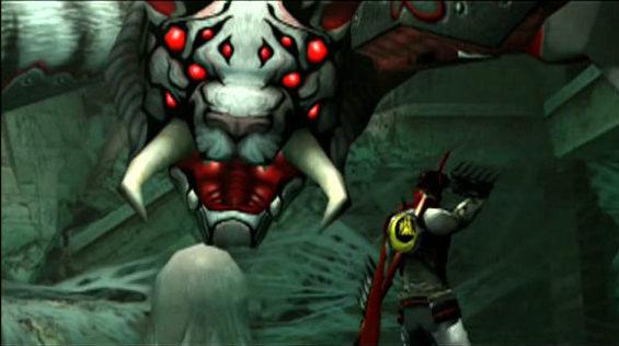 shinobi ninja bossfight cutscene