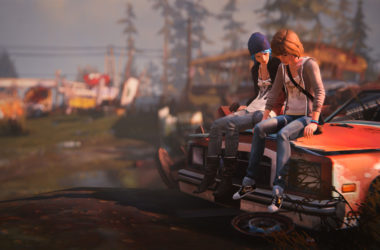 life is strange screenshot game met meisjes