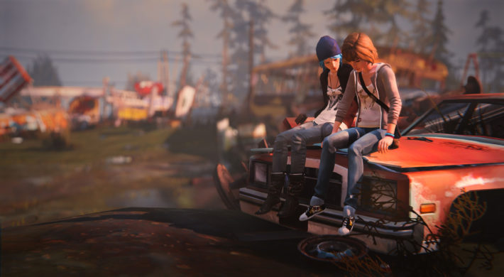 life is strange screenshot game met meisjes