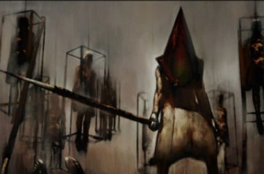 pyramid head silent hill 2