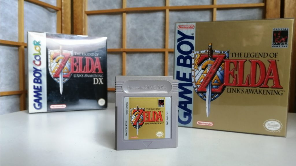 legend of zelda cartridge zelda 35 jaar en doosjes