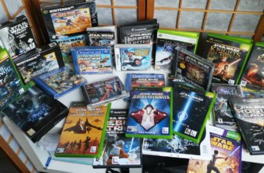 veel star wars games