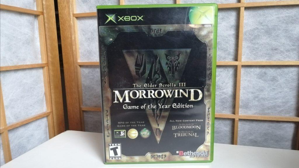 morrowind xbox goty edition
