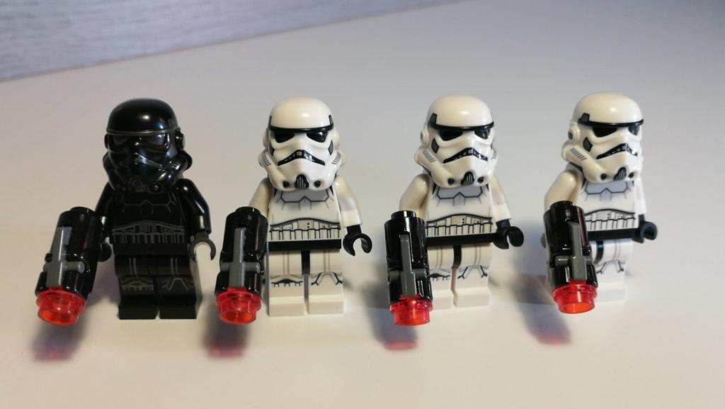 lego set minifigures