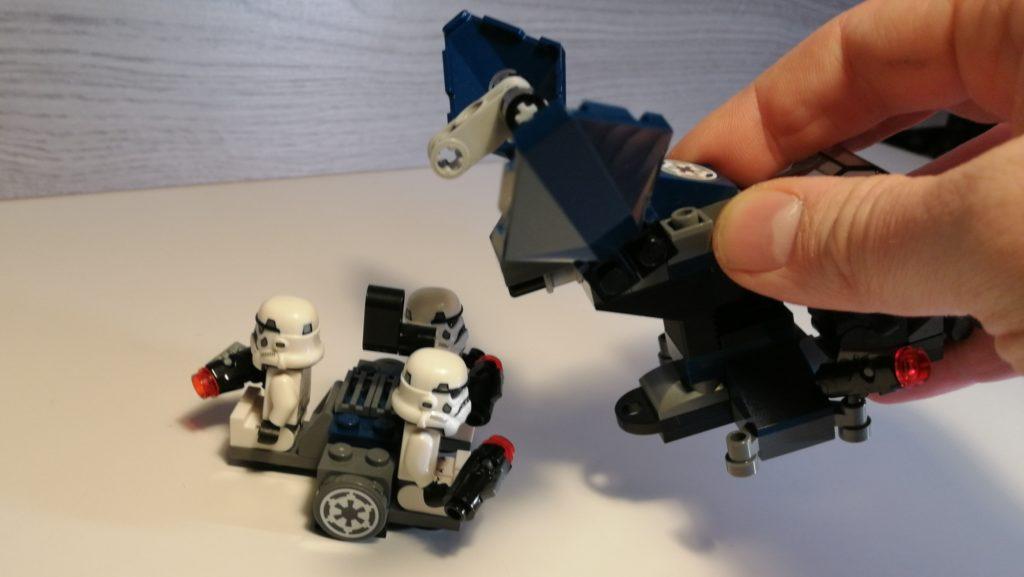drop die stormtroopers