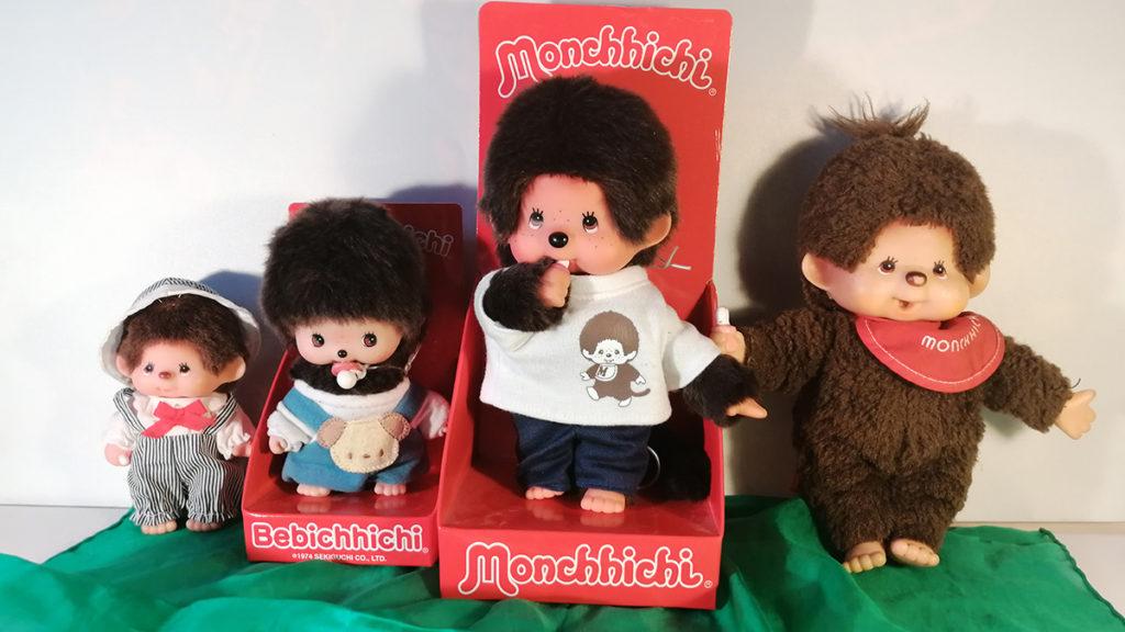 mijn monchhichi's