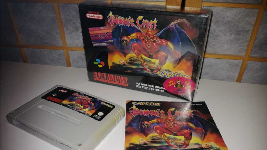 demon's crest game snes hidden gems