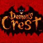 demon's crest logo