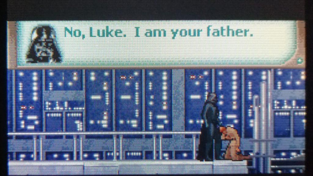 darth vader star wars trilogy apprentice of the force screenshot