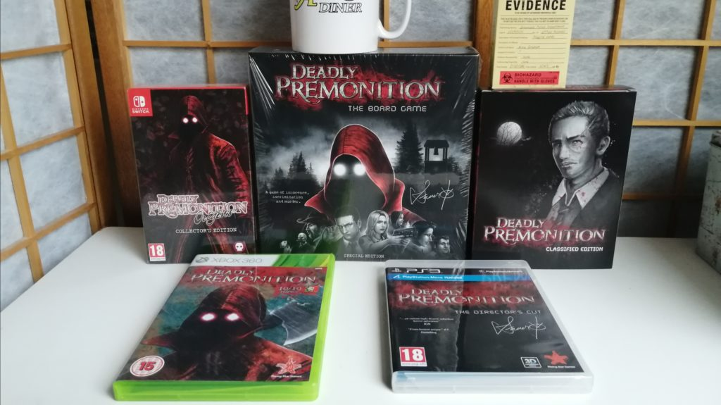 heruitgaves van Deadly Premonition