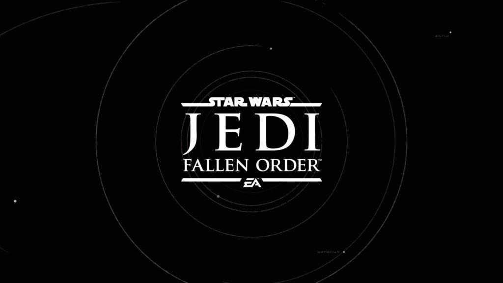 star wars jedi fallen order logo screenshot