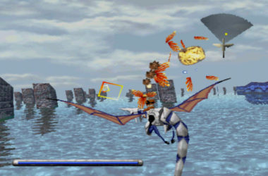 level 1 panzer dragoon