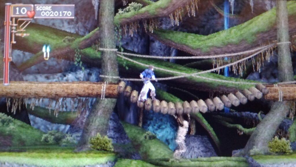 screenshot gameplay 3D