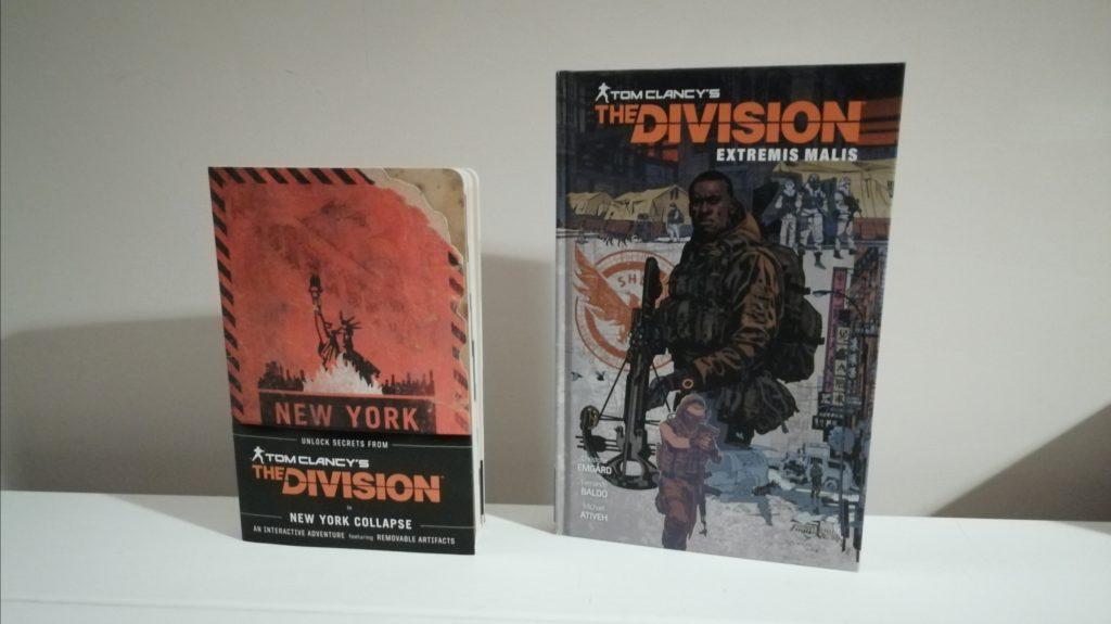 tie-in media van the division