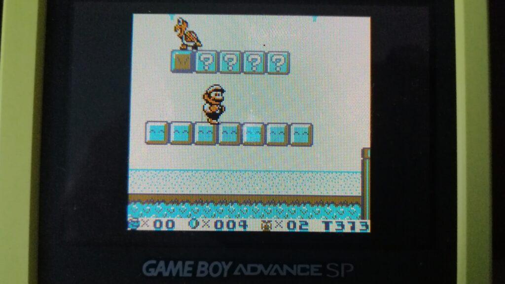 gameplay screenshot super mario land 2