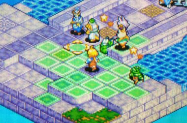 ff tactics advance battlefield shot