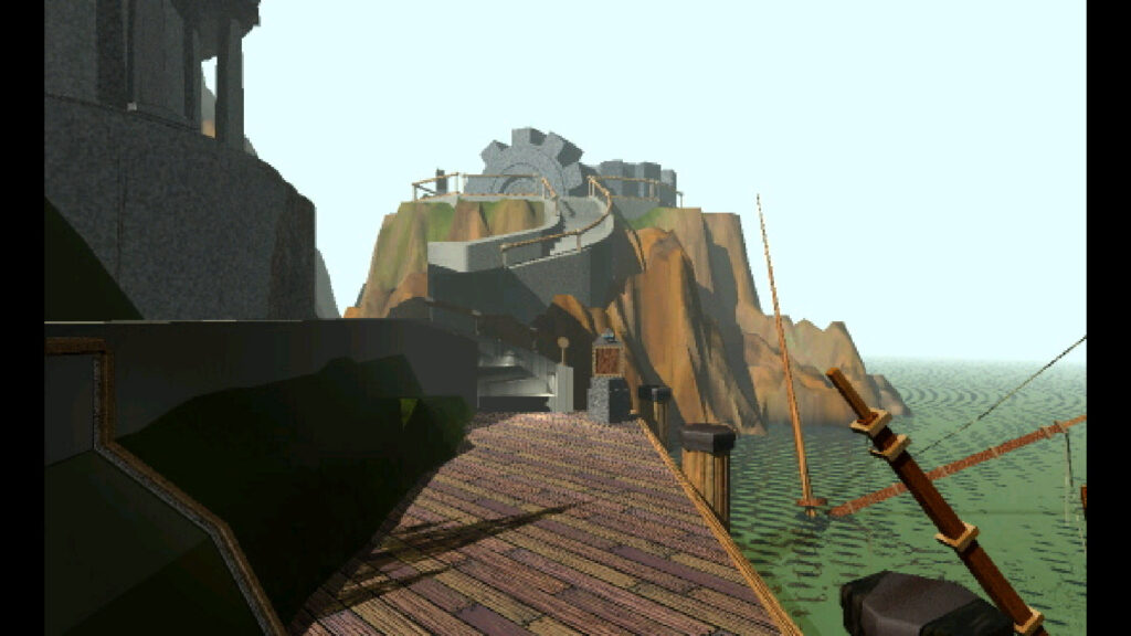 geisoleerd voelen myst screenshot