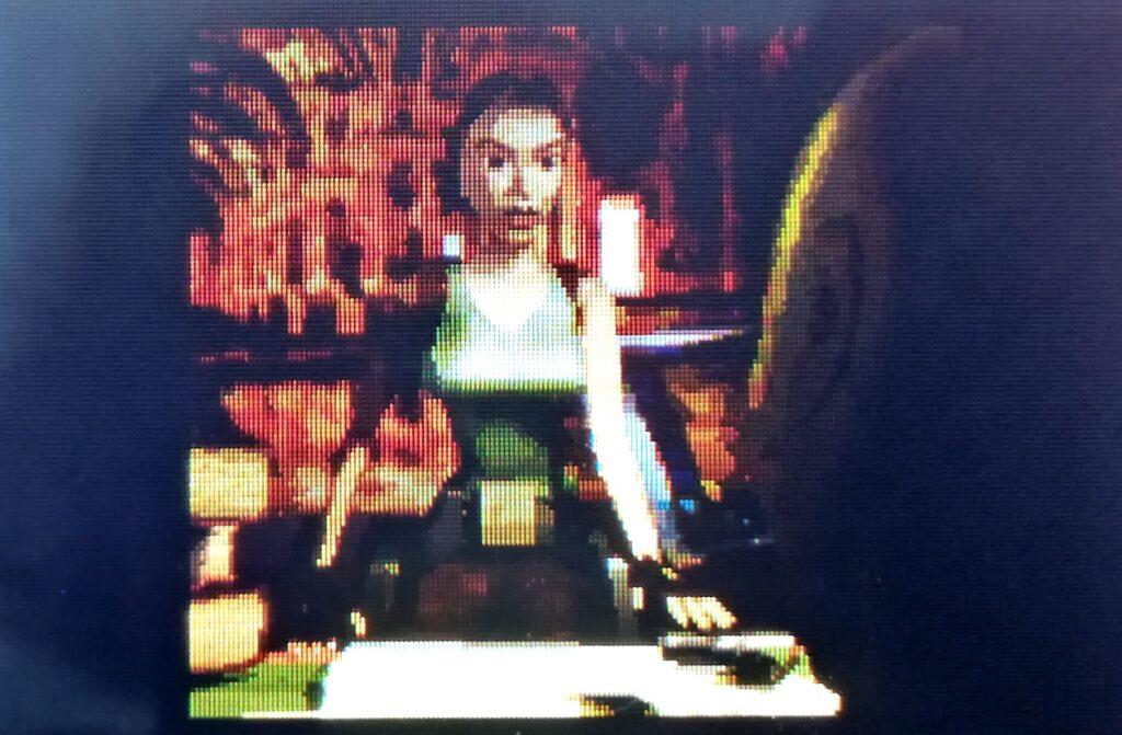 cutscenes bestaan uit stills