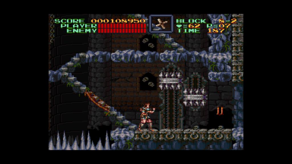 super castlevania iv 4 level screenshot