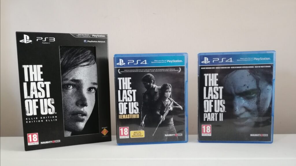 the last of us fysieke games ps3 en ps4