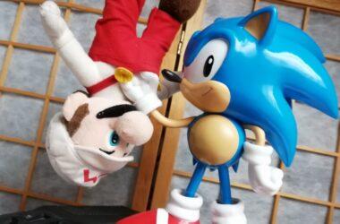 console wars, Sonic vs Mario