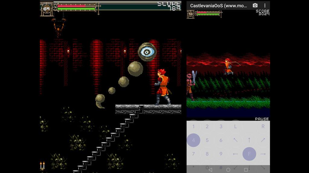 gameplay beelden Desmont Belmont op de mobiel