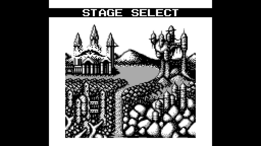 belmont's revenge level select
