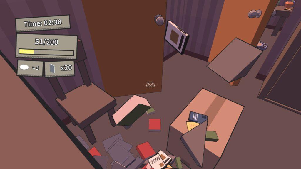 catlateral damage rommel kamer