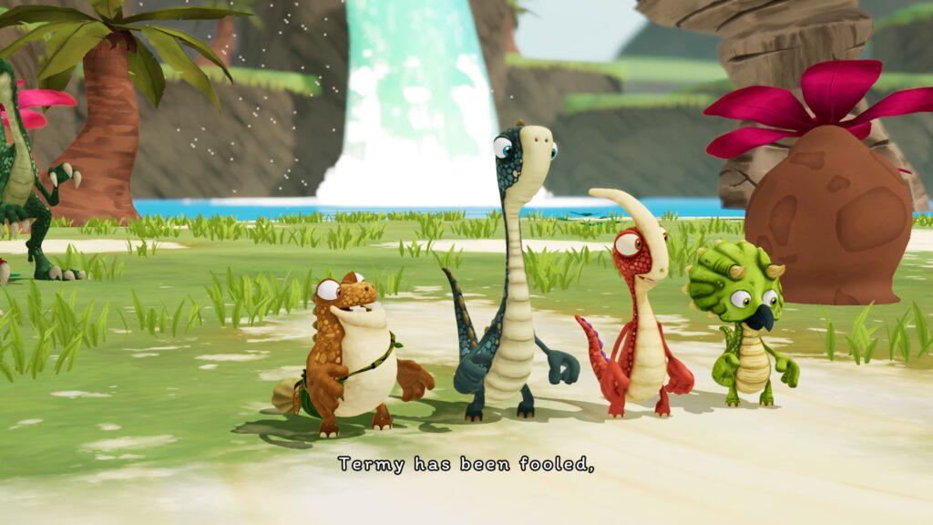 gigantosaurus kinderen en games