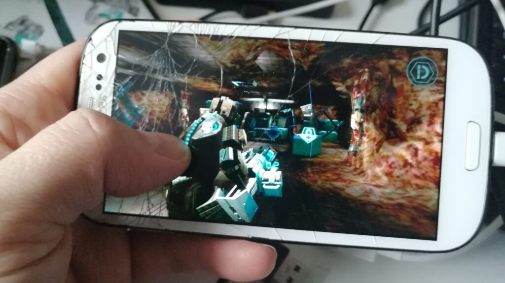 games offline dead space mobile spelen