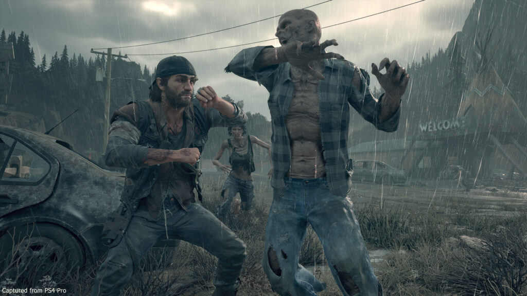 days gone underrated horror games