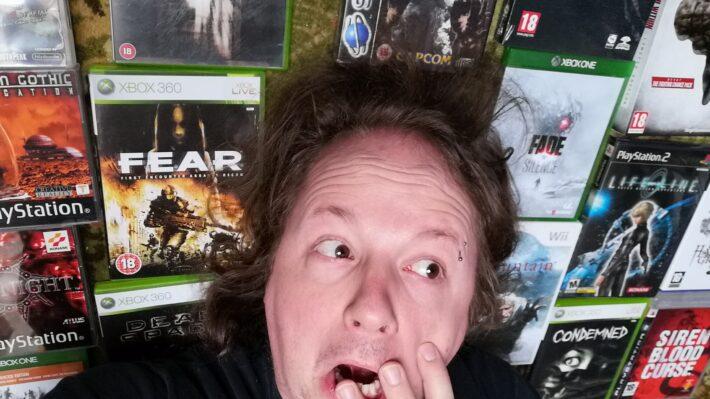 retrogamepapa soorten horror games