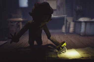 little nightmares six en the janitor