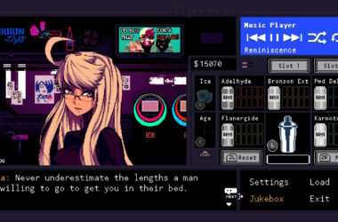 Va-11 Hall-A retrogamepapa