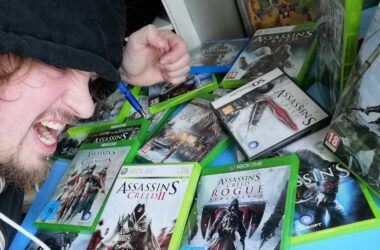 assassin's creed retrogamepapa assassin op de games