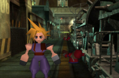 goed begin met originele final fantasy vii