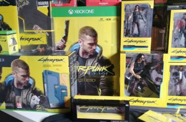 cyberpunk 2077 merch totaalshot retrogamepapa
