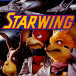starwing star fox cover