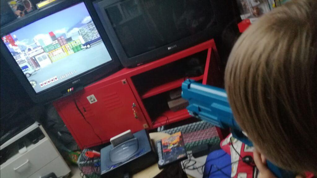 lightgun games op consoles