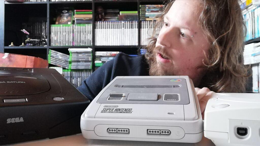favoriete consoles snes saturn en dreamcast