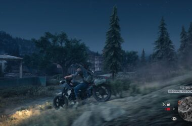 dees goan hard in days gone retrogamepapa