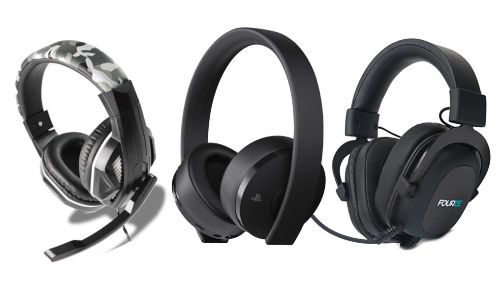 gaming accessoires headsets retrogamepapa