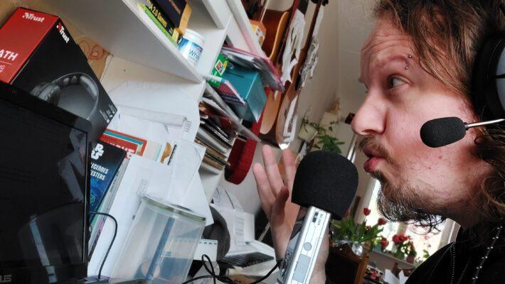 retro game podcast retrogamepapa en de ridders van de retro tafel