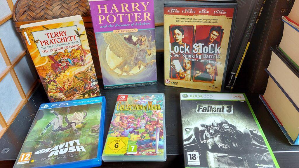 boeken games en films met misfits outcasts retrogamepapa