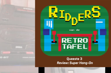 ridders van de retro tafel queeste 3 super hang-on