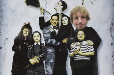 the addams family met retrogamepapa